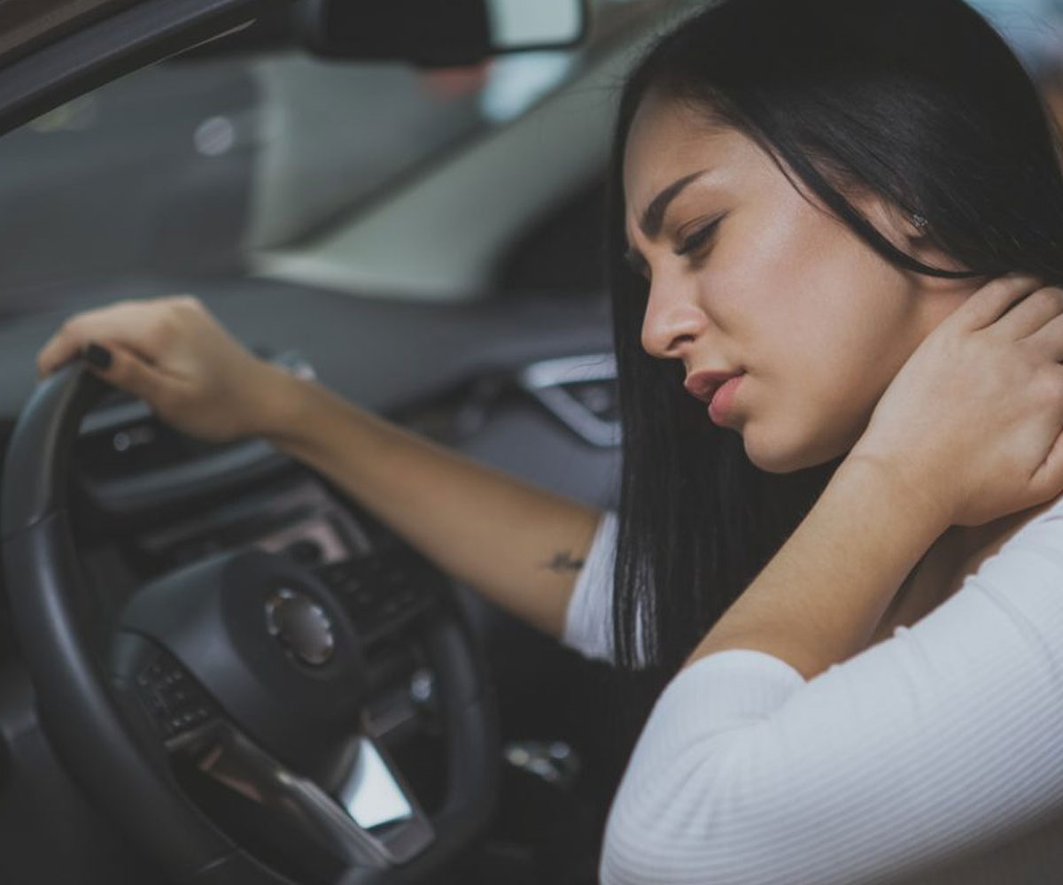 Dealing with Whiplash Doesn't Have to Be a Big Pain in Texas