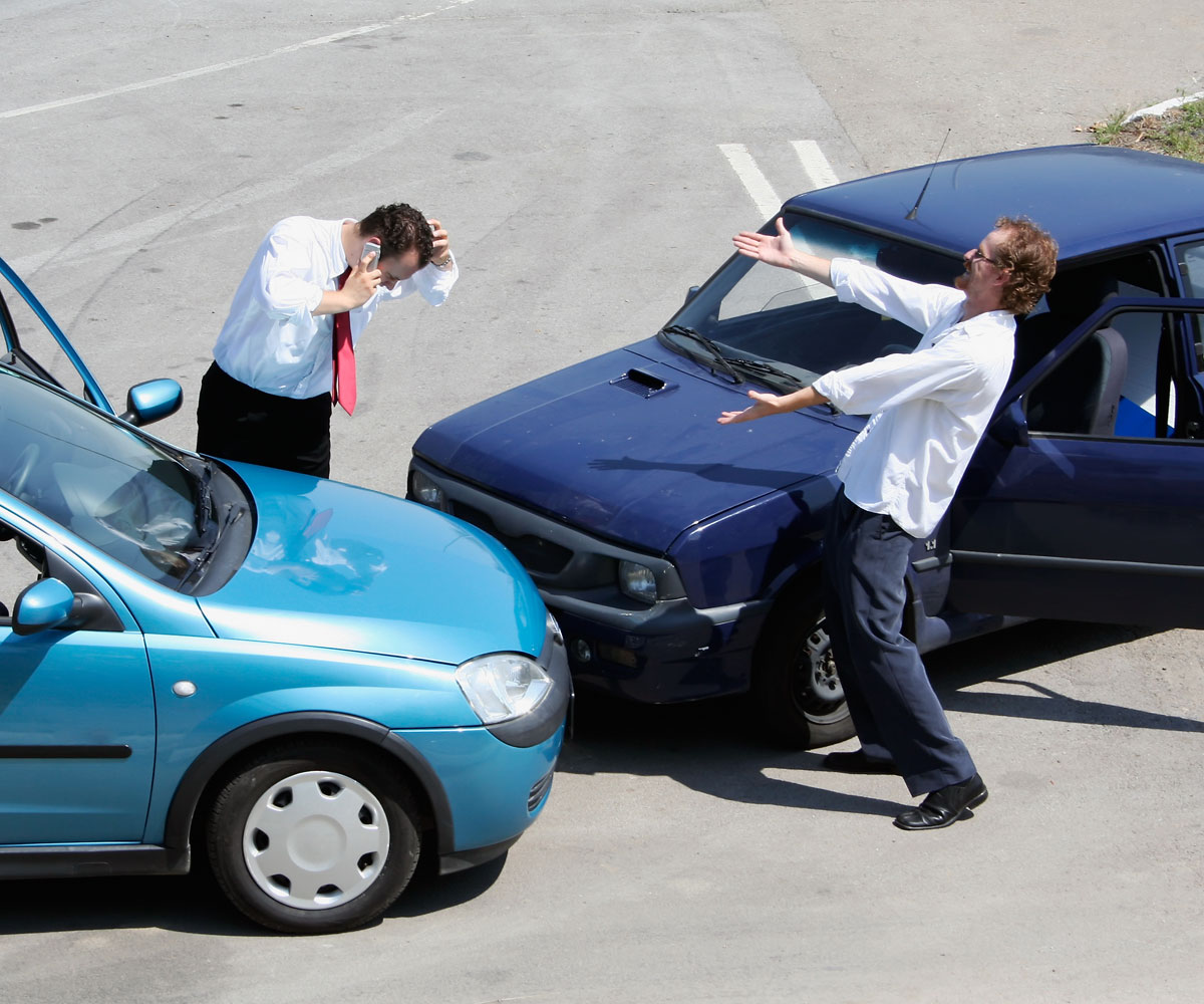 Auto Insurance Fraud: The Client is Not Always at Fault