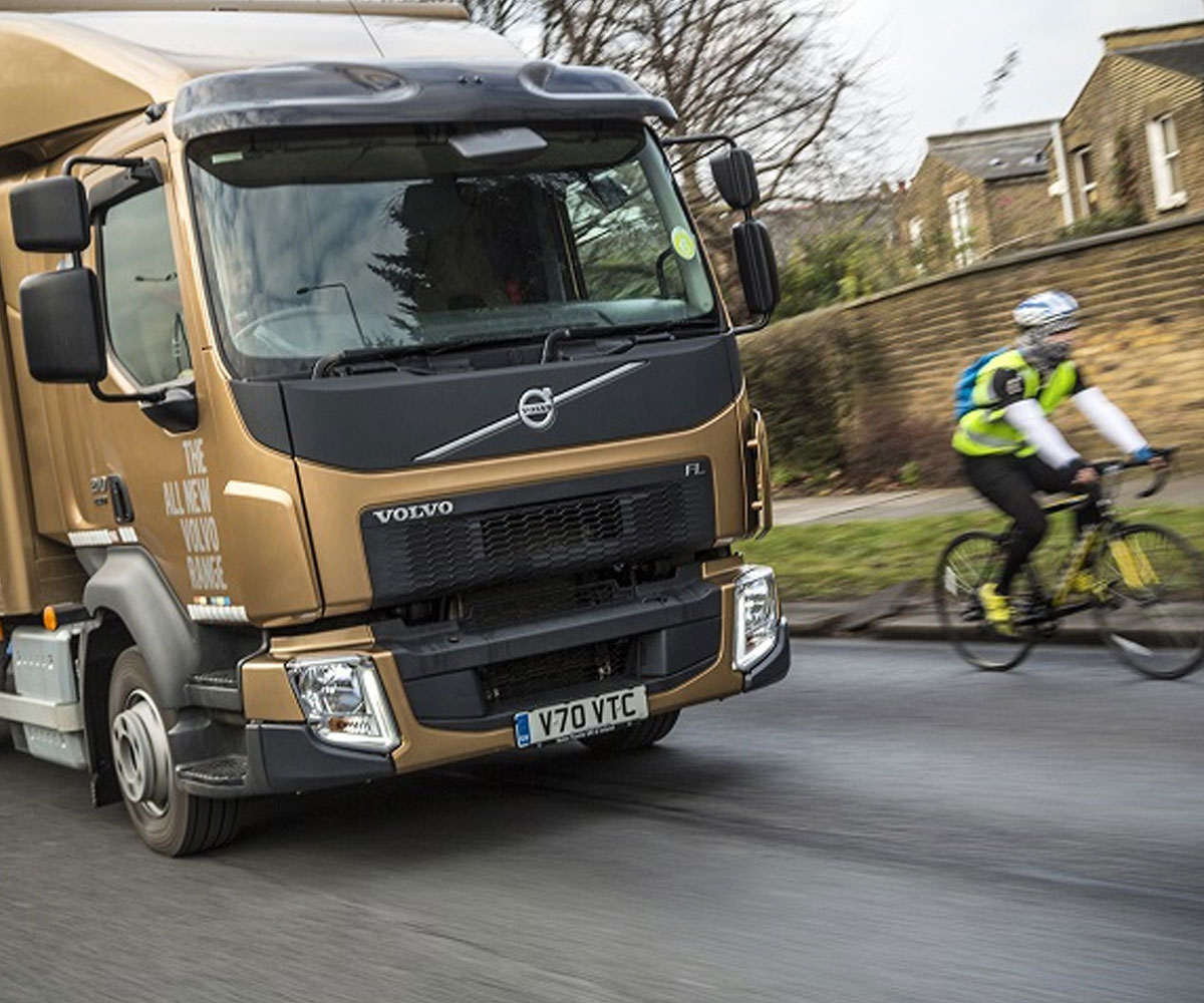 Bicycle Accidents Involving Trucks