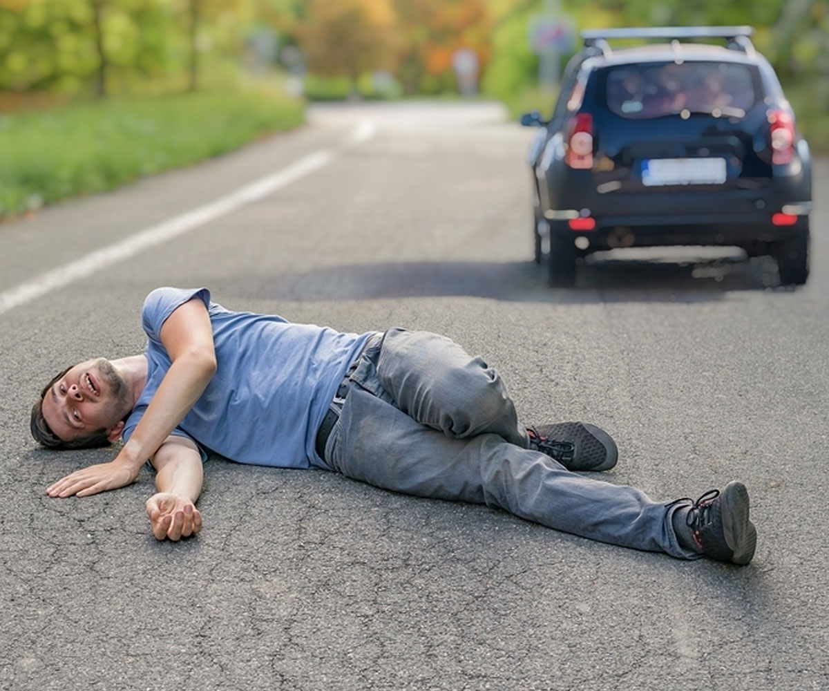 Motor vehicle accidents involving young people