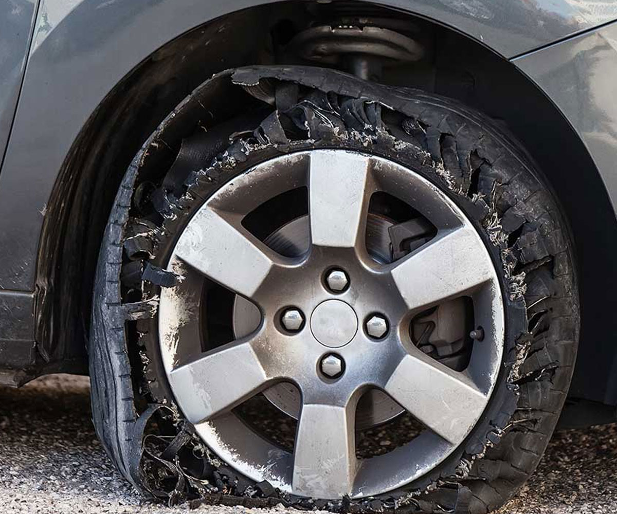 Accidents Caused by Defective Tires