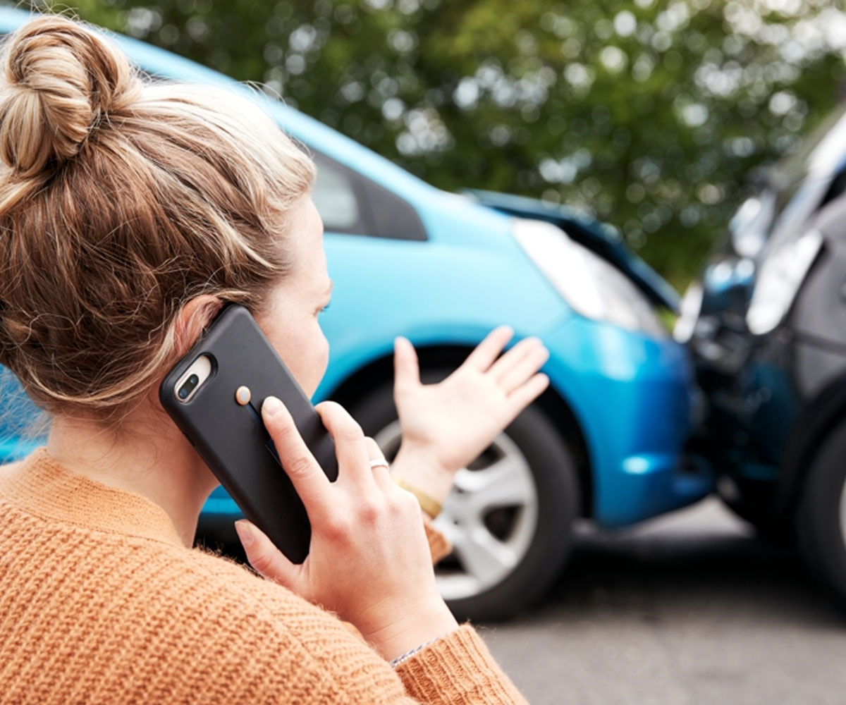 What Should You Do After Being Involved in a Car Accident?