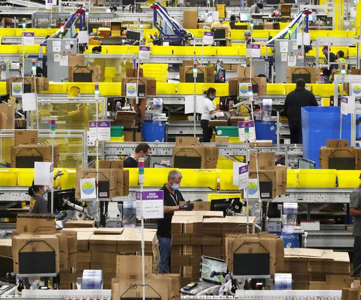 Amazon Warehouse Accidents