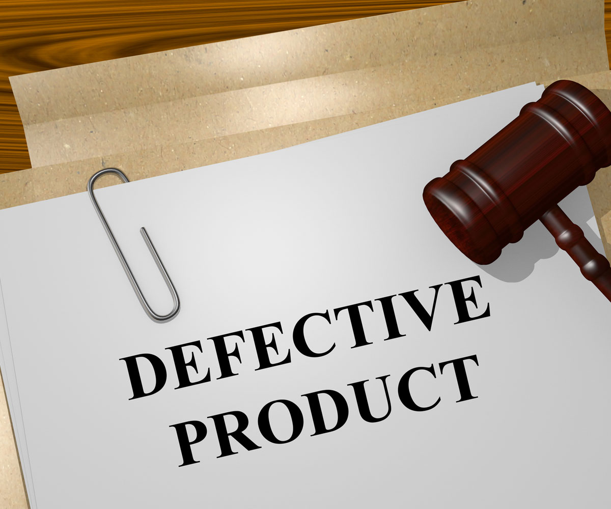 Serious Injuries Caused by Defective Products