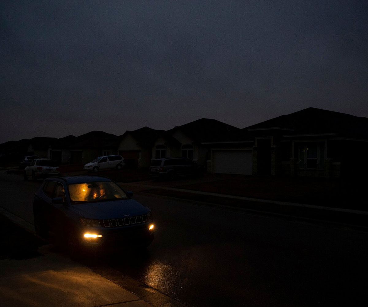 Blackout in Texas: Systemic failures led to millions of people being without power.